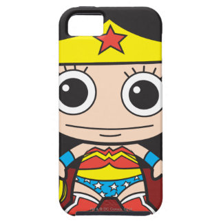 Chibi Wonder Woman iPhone 5 Cases