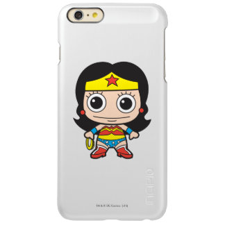 Chibi Wonder Woman Incipio Feather® Shine iPhone 6 Plus Case