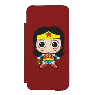 Chibi Wonder Woman Incipio Watson™ iPhone 5 Wallet Case