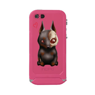 Chibi Zombie Dog Case Incipio ATLAS ID™ iPhone 5 Case