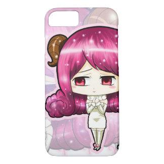 Chibinime - Phone case anime horoscopnime Aries