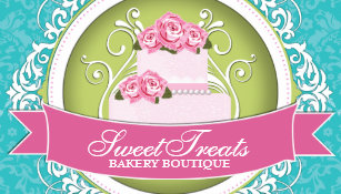 Cake artist business cards zazzle au chic and elegant cake artist business cards reheart Choice Image
