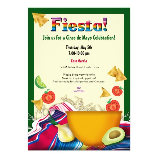 Mexican Party Invitations was good invitations template