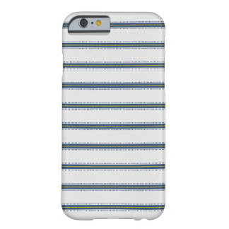 Chic Blue Stripe Case