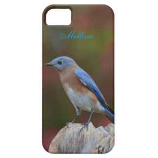Chic Bluebird Barely There iPhone 5 Case