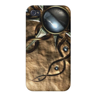 Chic Bronze iPhone 4 Covers