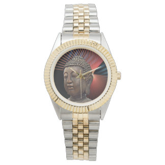 Chic Buddha Yoga Style Wristwatch