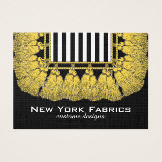 CHIC BUSINESS CHUBBY CARD_ MODERN/TEXTILES