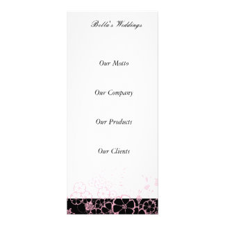 chic Business rack Cards