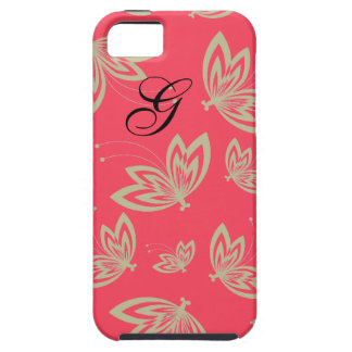 CHIC_CASE MATE IPHONE 5_VIBE_MOD BUTTERFLIES 193 iPhone 5 COVERS