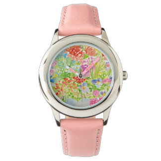 Chic Country Signature In The Garden Wristwatches