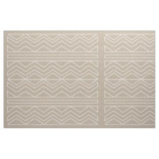 Chic Cute Linen Look Arrows Pattern Fabric