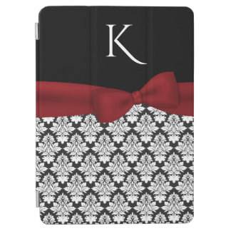 Chic Damask Monogrammed iPad Air Smart Cover iPad Air Cover