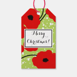 CHIC GIFT TAG _CHRISTMAS HOLIDAYS
