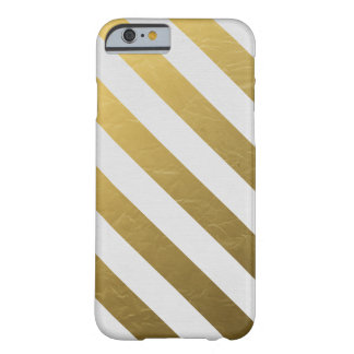 Chic Golden Stipe Case