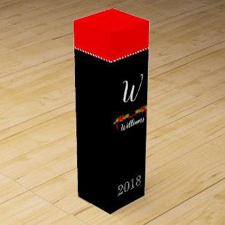 CHIC HOLIDAY WINE BOX_ NEW YEAR! 2018 WINE BOX