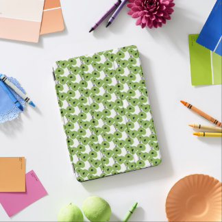 CHIC IPAD PRO COVER_MOD GREENERY  POPPIES iPad PRO COVER