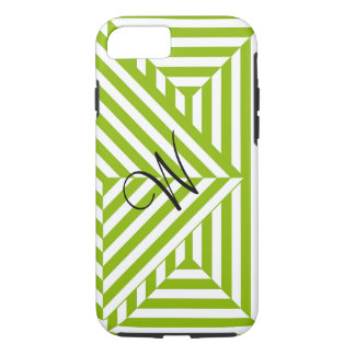 chic iPhone 7 case case_ MOD STRIPES 64
