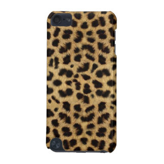 Chic iPod Case Cheetah Fur Pattern Print