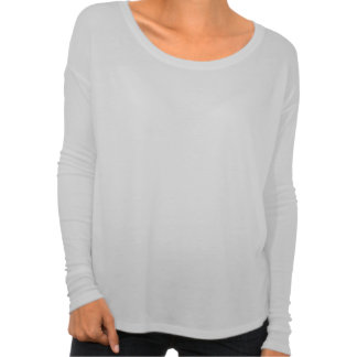 Chic KALE Relaxed Fit Long Sleeve Ladies Tee