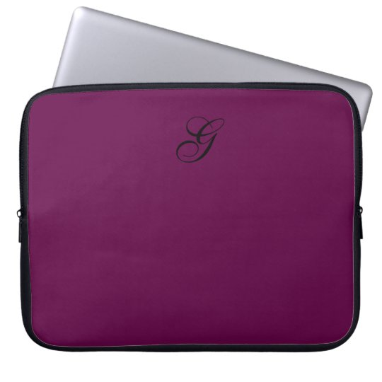 CHIC laptop sleeves_SOLID 97 Laptop Sleeve
