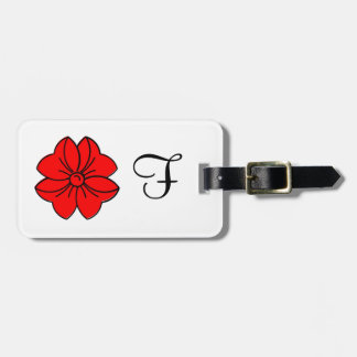 CHIC LUGGAGE/GIFT TAG_MOD LARGE BOW LUGGAGE TAG