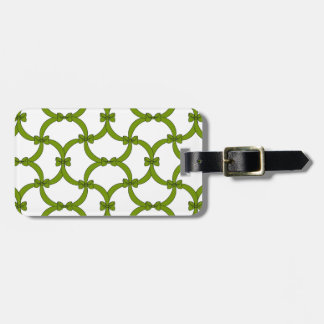 CHIC LUGGAGE/GIFT TAG_RIBBON &  BOWS LUGGAGE TAG