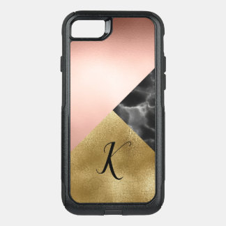 Chic Marble and Foil Look Otterbox iPhone 8 Case
