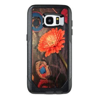 Chic Modern Floral Otterbox Samsung Case