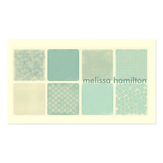 Chic Mommy Calling Card Business Card