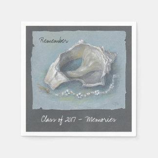 CHIC PAPER NAPKIN_CLASS 0f 2017_MEMORIES Disposable Napkin