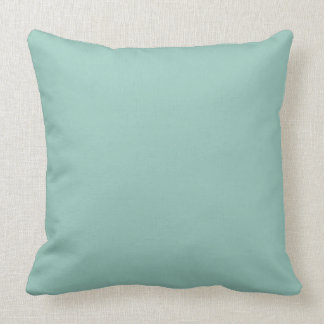 CHIC PILLOW_415/416 SOLID AQUA CUSHION