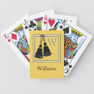 CHIC PLAYING CARDS_PANTONE 2017_PRIMROSE YELLOW POKER DECK