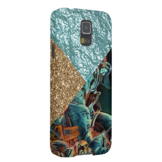 chic shimmering mix a galaxy s5 case