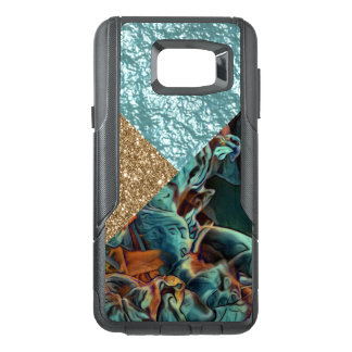 chic shimmering mix a OtterBox samsung note 5 case