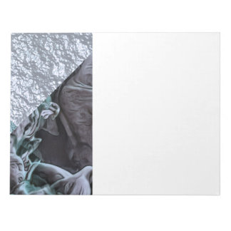 chic shimmering mix B Notepad
