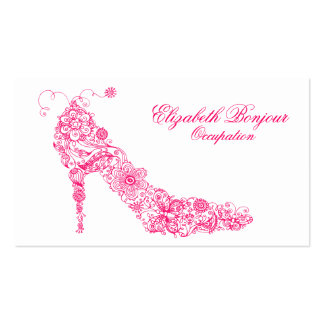 Chic Shoe ~ Business Card