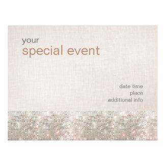 Chic Sparkle Sequins Flyer
