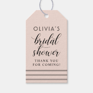 Bridal Shower Gift Tags | Zazzle.com.au