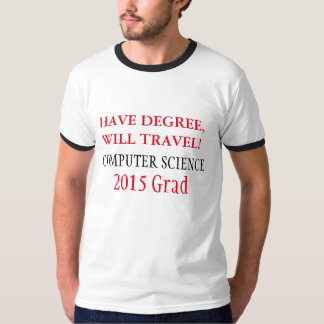 CHIC T_2015 GRADUATE_COMPUTER SCIENCE T-Shirt