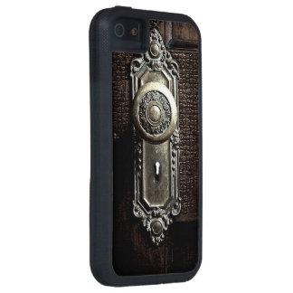 Chic Victorian door Knob iPhone 5 Cases