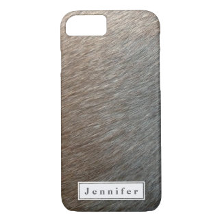 Chic Weimeraner Fur hair personalized iPhone 8/7 Case