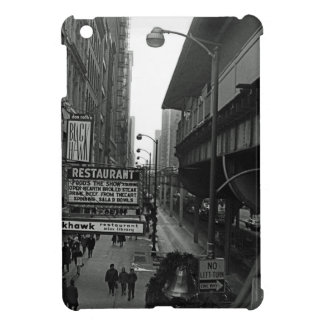 Chicago 1960's Blackhawk Restaurant Sign Street iPad Mini Case