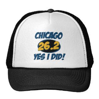 Chicago 26.2 hat
