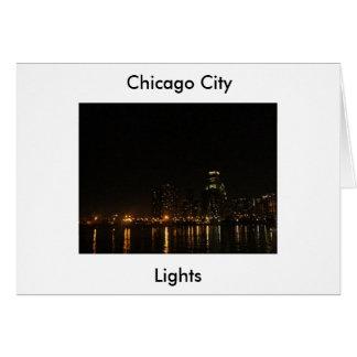 Chicago (3) card