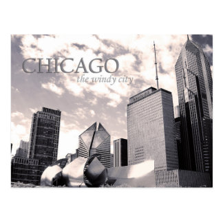Chicago architecture - post cards