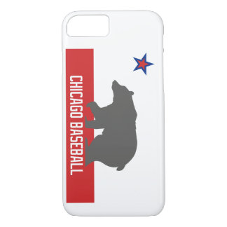 Chicago Baseball Barely There iPhone 7 Case