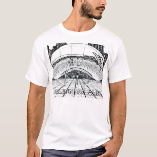 chicago_bean.2, Millennium Park T-Shirt