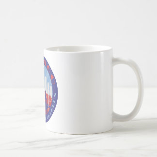 Chicago Big Shoulders Patriot Coffee Mug