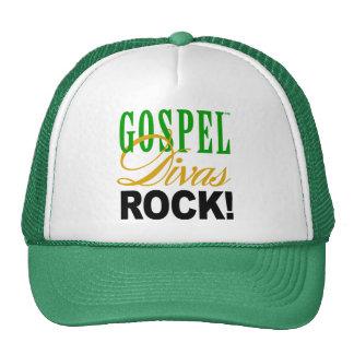 "CHICAGO BLING - ""Gospel Divas Rock!"" Hats"